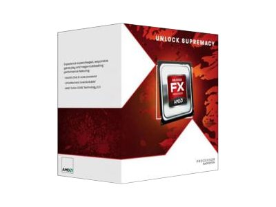 AMD Processor, AMD 6C FX-6300 3.5GHz 8MB 95W, Box, FD6300WMHKBOX