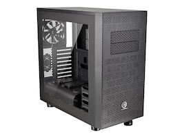Thermaltake Chassis, Core X31 Mid Tower 6x3.5 Bays 2x5.25 Bays 8xSlots Window, Black, CA-1E9-00M1WN-00, 31464975, Cases - Systems/Servers