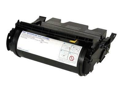 Dell 20,000 Page Black Use & Return Toner Cartridge for Dell 5210n & 5310n Laser Printers, HD767