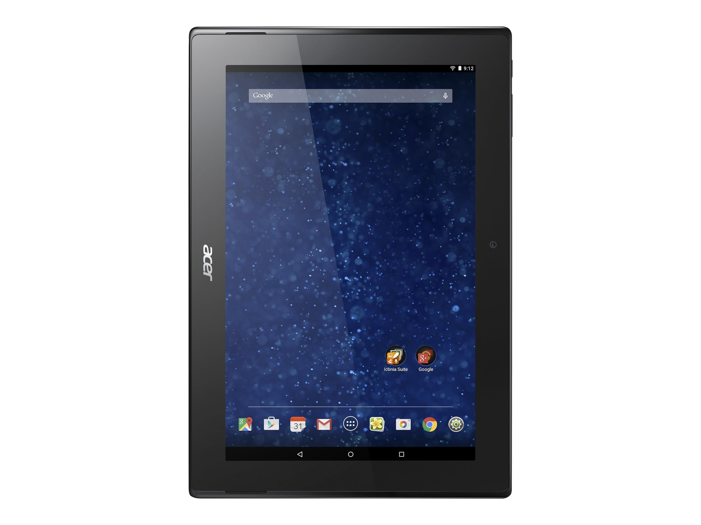 Acer Iconia A3-A30-18P1 1.33GHz processor Android 5.0 (Lollipop), NT.L9YAA.001, 19505623, Tablets