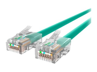 Belkin Cat6 Non-Booted UTP Patch Cable, Green, 15ft