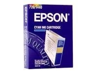 Epson Stylus Color 3000 Cyan Ink Cartridge (S020130), S020130, 42276, Ink Cartridges & Ink Refill Kits
