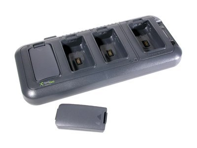 Honeywell Quad Charger for Dolphin 9500 9550 4-Slot RoHS, 9500-QC-1E, 7251700, Battery Chargers