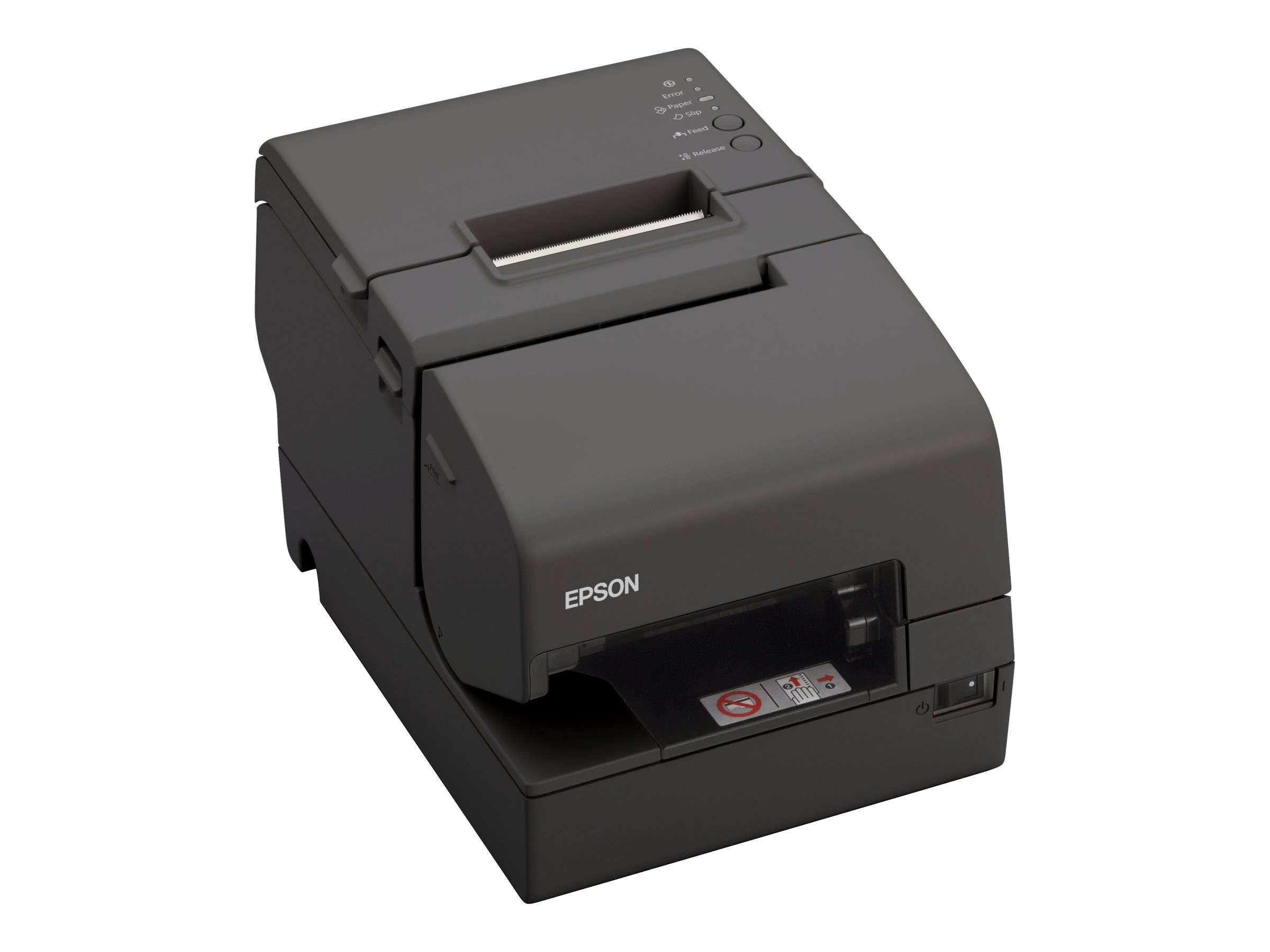 Epson TM-H6000IV MICR Endorsement Serial & USB Multifunction Printer, C31CB25024