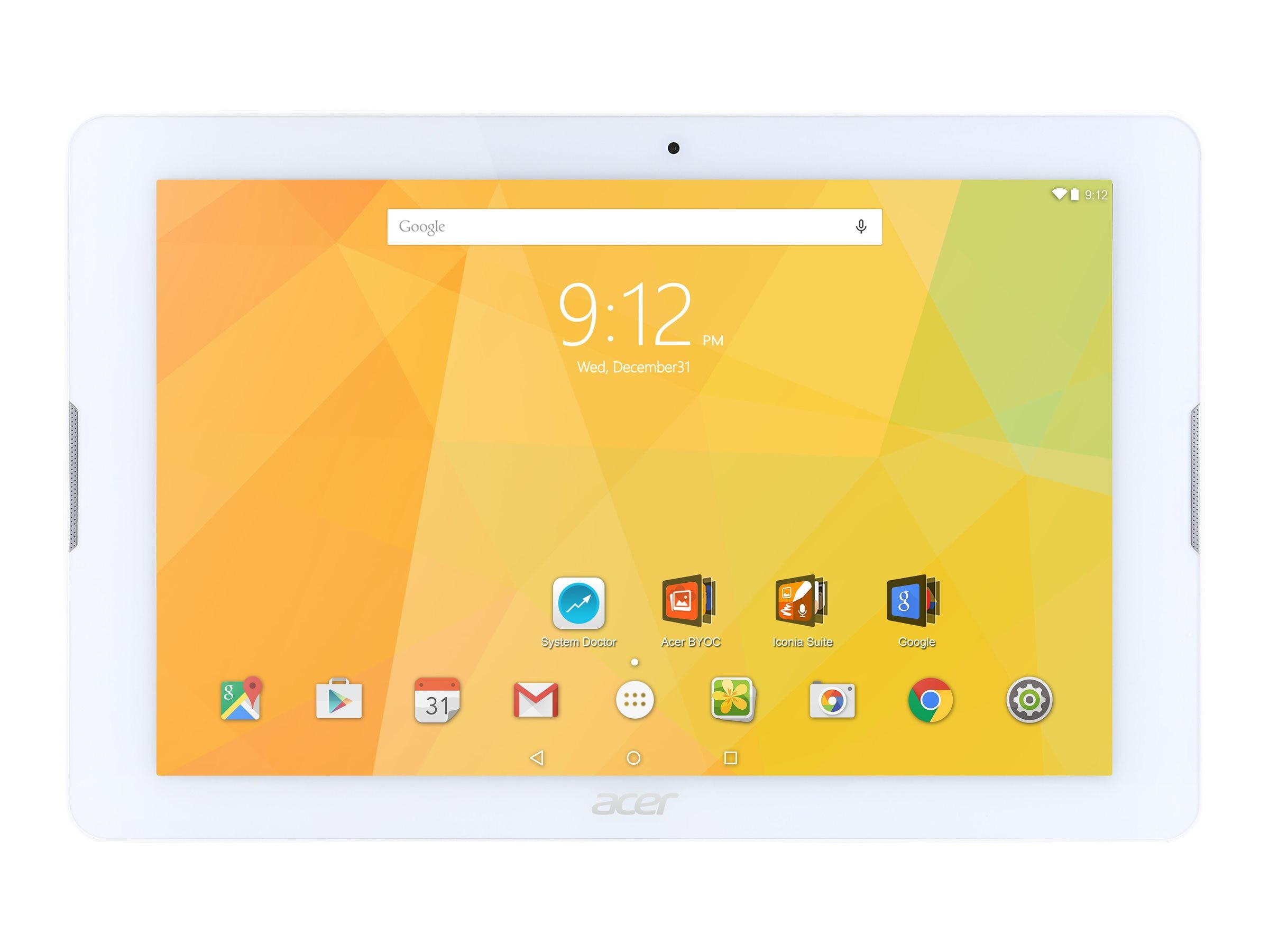 Acer Iconia One 10 B3-A20-K8UH MT8163 1.3GHz 1GB 16GB abgn BT 2C 10.1 WXGA MT Android, NT.LBVAA.002, 31082598, Tablets
