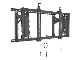 Chief Manufacturing ConnexSys Video Wall Landscape Mounting System with Rails, LVS1U, 17038574, Stands & Mounts - AV