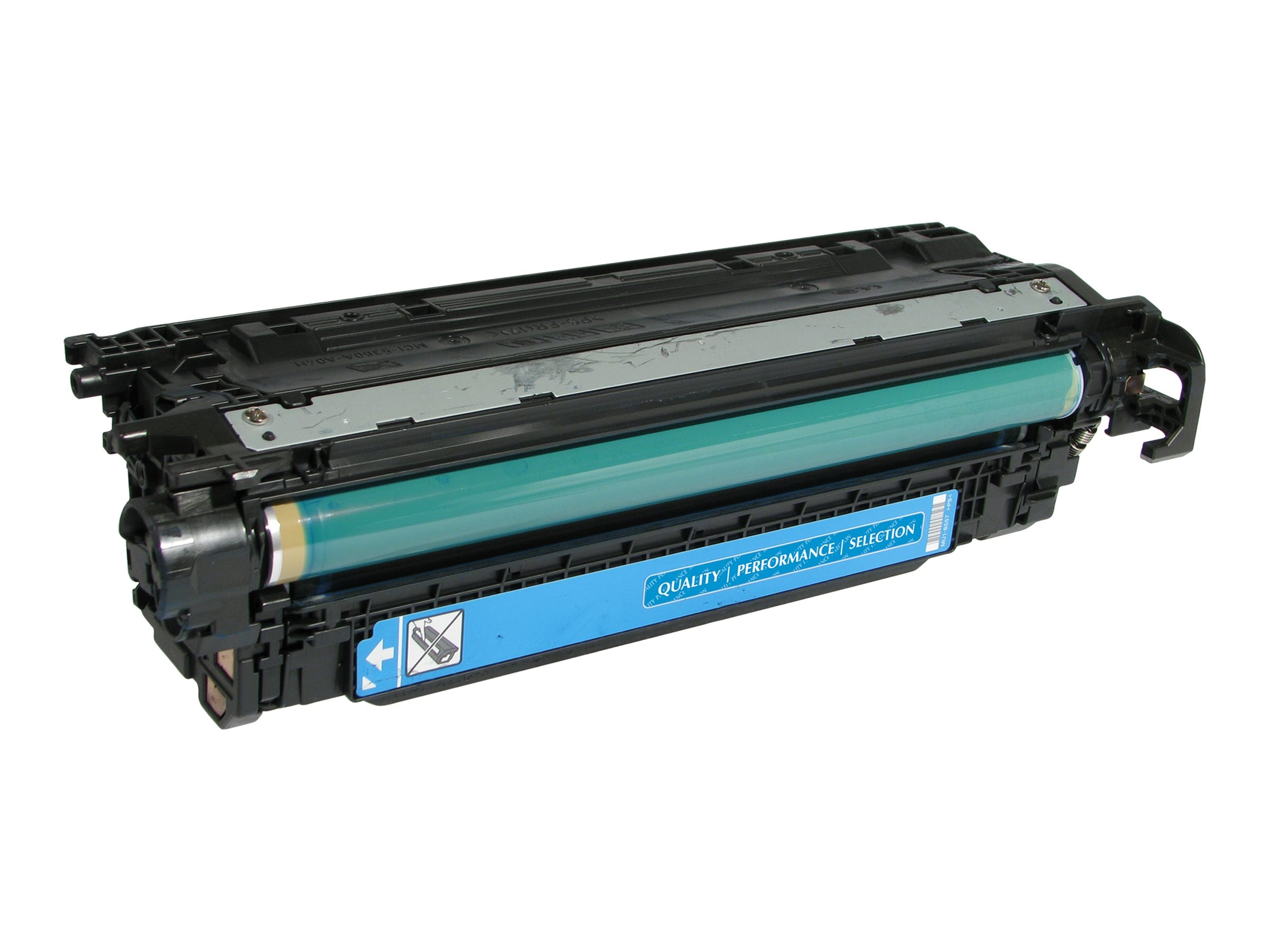 V7 CE401AG Cyan Toner Cartridge for HP LaserJet Enterprise Color M551 M575, V7M551C