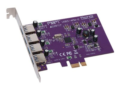 Sonnet 2-Port Allegro USB 3.0 PCIe Card, USB3-4PM-E, 16432764, Controller Cards & I/O Boards