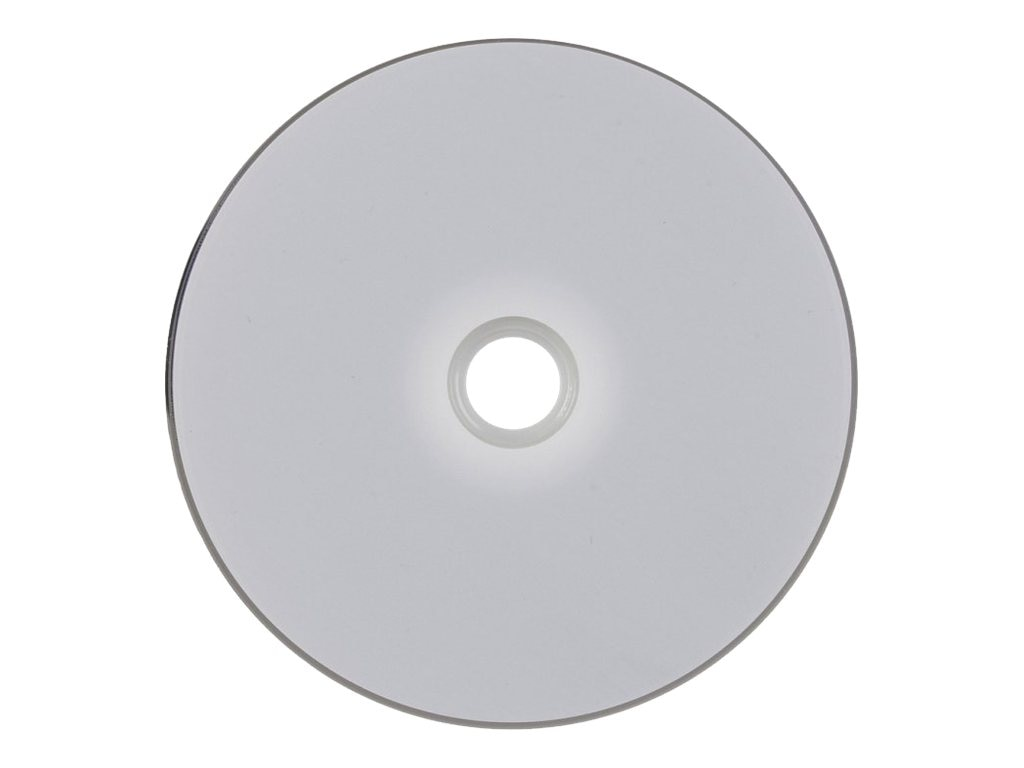 Verbatim 6x 25GB White Hub Thermal Printable BD-R Disc, 97338, 12016296, Blu-Ray Media