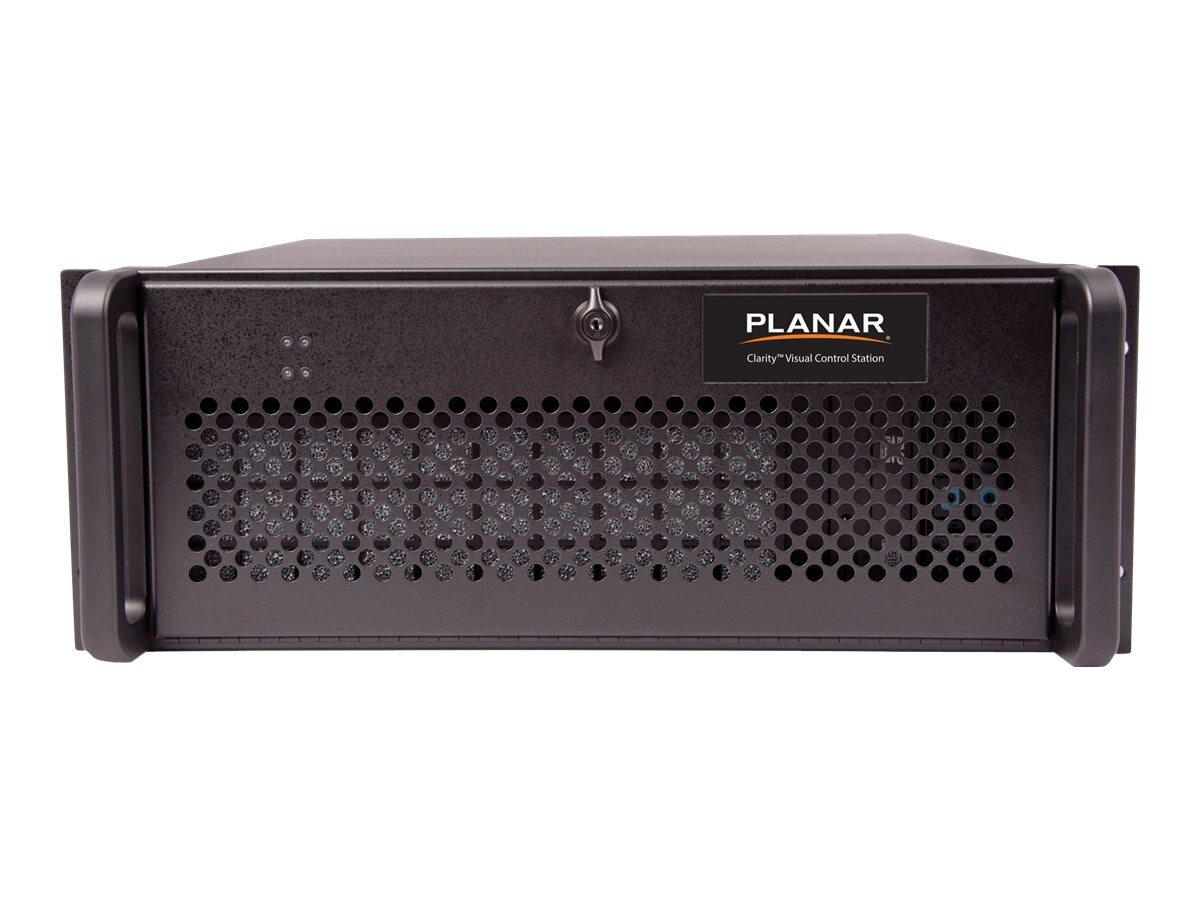 Planar Clarity VCS-12DP,8 Video Wall Processor, Core i7 8GB Win7, 997-7710