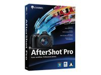 Corel Aftershot Pro 1.0 Mini-box, English, ASP1ENMB, 13571494, Software - Image Manipulation & Management