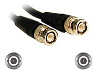 C2G 75Ohm BNC Cable, 25ft