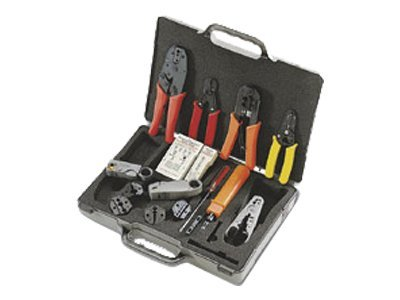 C2G Network Installation Tool Kit, 27385, 4937036, Network Tools & Toolkits