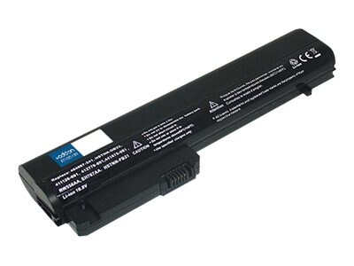 Add On Li-Ion Notebook Battery 10.8V 5200mAh 56Wh 6-cell for HP, EH767AA-AA, 20660575, Batteries - Notebook