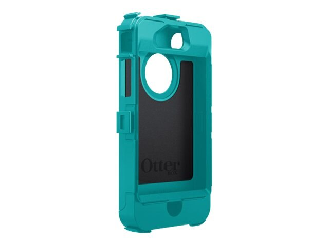 OtterBox Lid Base Accessory Defender for iPhone 4 4S, Light Teal, 78-25622, 22065340, Carrying Cases - Phones/PDAs