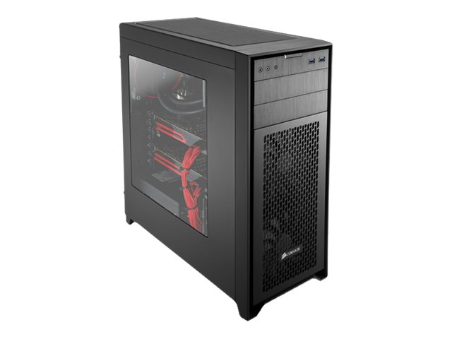 Corsair Chassis, Obsidian Series 450D Mid Tower, CC-9011049-WW