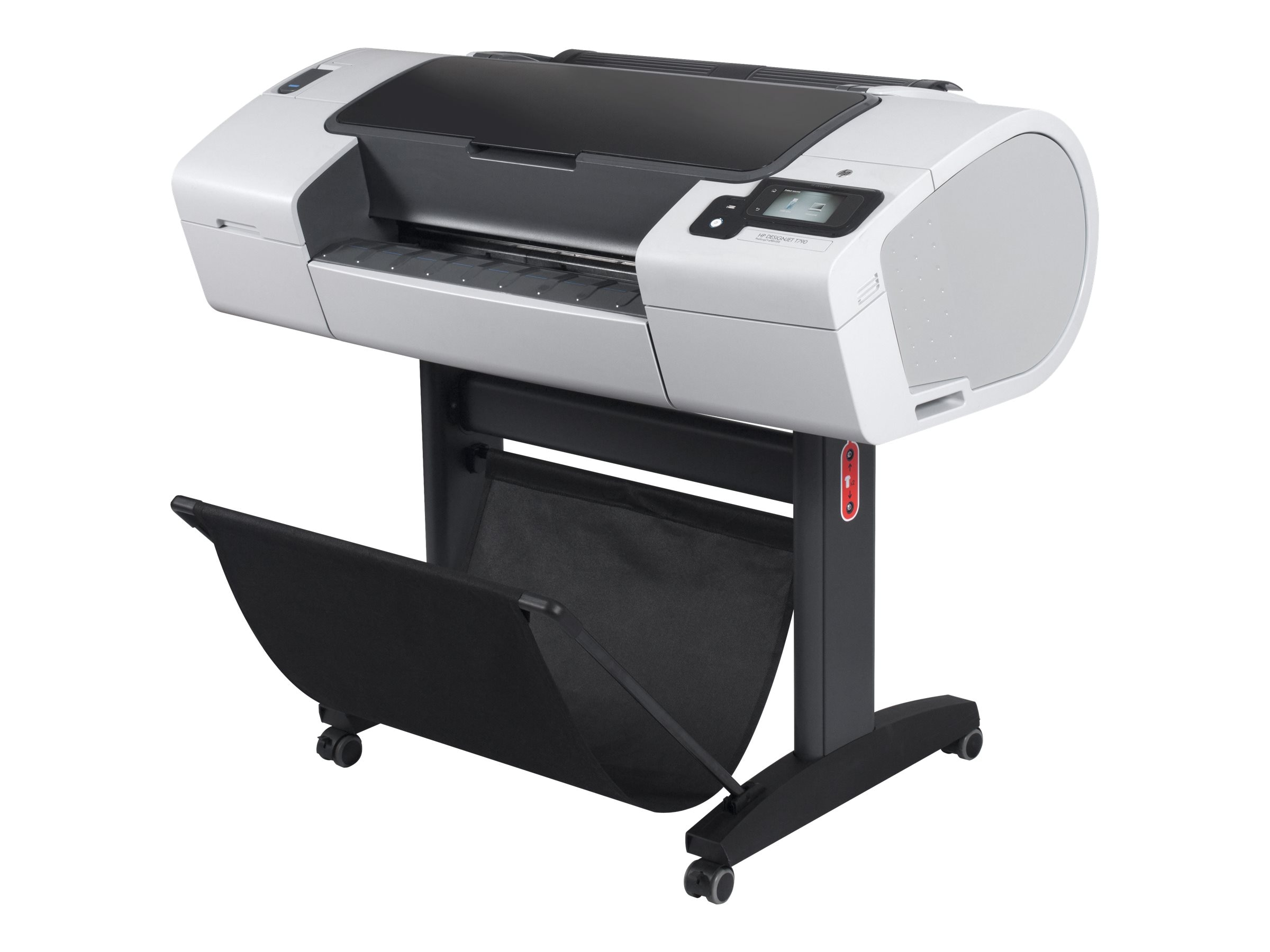 HP DesignJet T790 24 PostScript ePrinter w  Encrypted HD