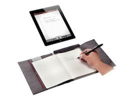 Targus iNotebook Application Enabled Case with Pen, White, AMD00101US, 15131425, Digital Media Player Accessories