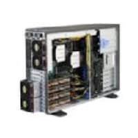 Supermicro Barebones, SuperServer 7048GR-TR Tower 4U RM E5-2600 v3 Family Max.1TB DDR4 8x3.5 HS Bays, SYS-7048GR-TR, 17821593, Barebones Systems