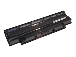 Ereplacements Battery, Li-Ion 11.1V 4400mAh 6-cell for Dell Inspiron 13R, 14R, 15R, 17R Series Laptops, 312-0233-ER, 13180012, Batteries - Notebook