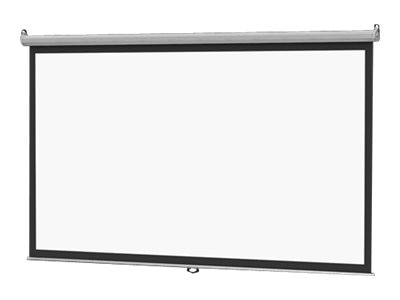 Da-Lite Model B Wall Ceiling Video Format Screen, NTSC 4:3, 100in, 40194, 5338932, Projector Screens