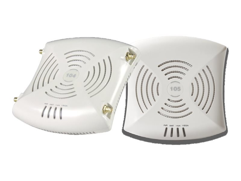 Aruba Networks 104 Wireless Access Point 802.11ABGN, AP-104, 13674549, Wireless Access Points & Bridges
