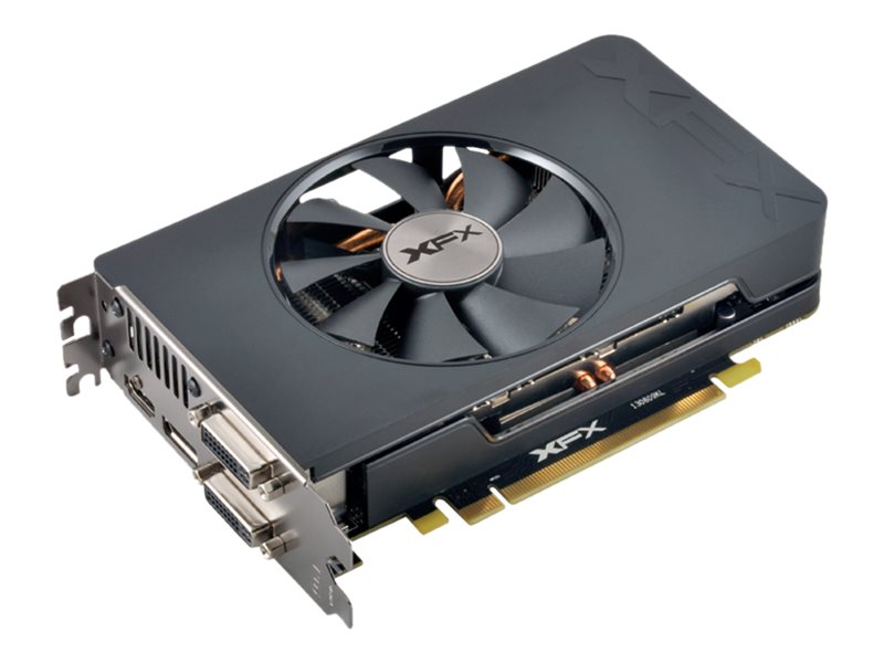 Pine XFX Radeon R7 360 PCIe Core Edition Graphics Card, 2GB GDDR5