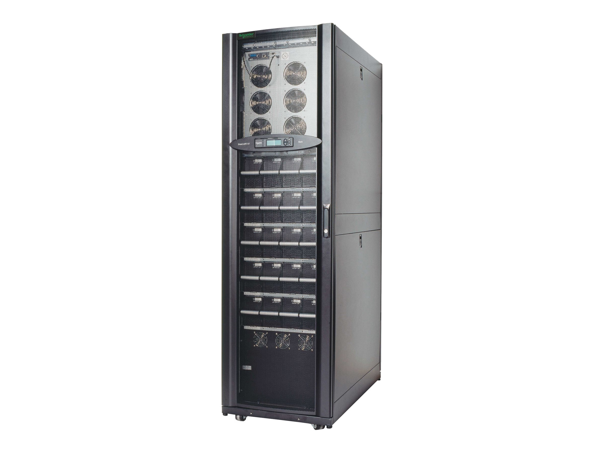 APC Smart-UPS VT Rack Mounted 30kVA 480V Input, 208V Output (4) Battery Mod. Exp. to (5), PDU, Startup, SUVTR30KG4B5S, 8100495, Battery Backup/UPS