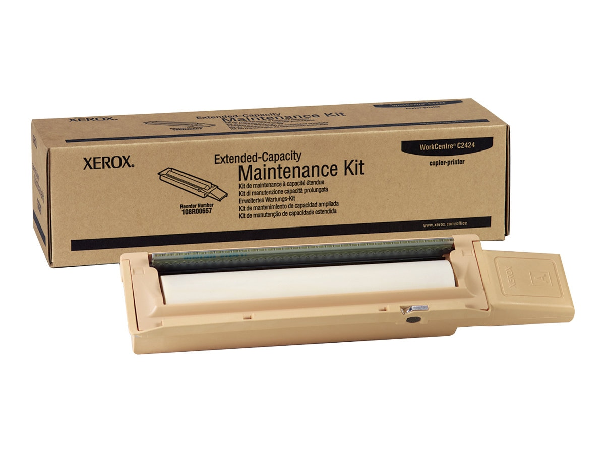 Xerox Extended Capacity Maintenance Kit for WorkCentre C2424 Series, 108R00657, 31197977, Printer Accessories