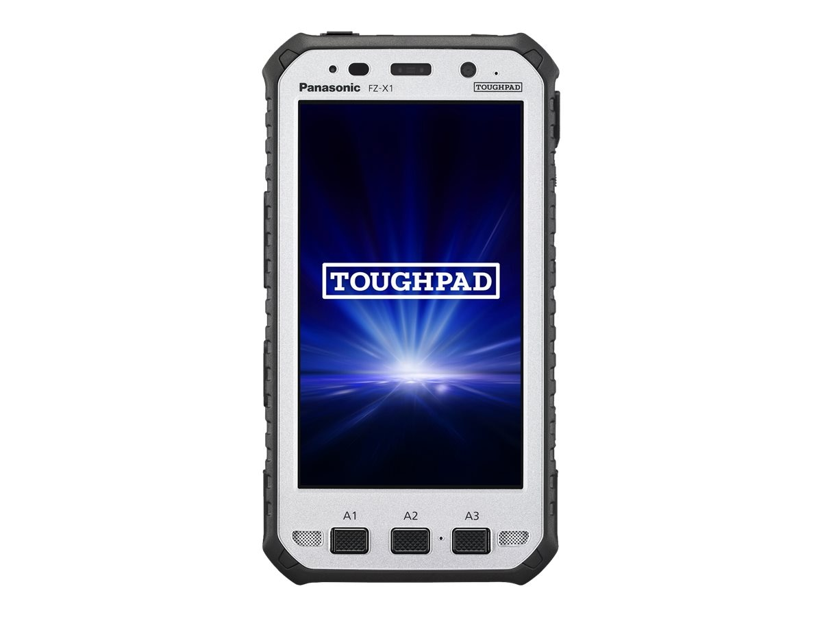 Panasonic Toughpad FZ-X1 APQ8064 2GB 32GB BT 4G LTE 5 HD Android 4.2.2, FZ-X1AAABZZM, 31791600, Tablets