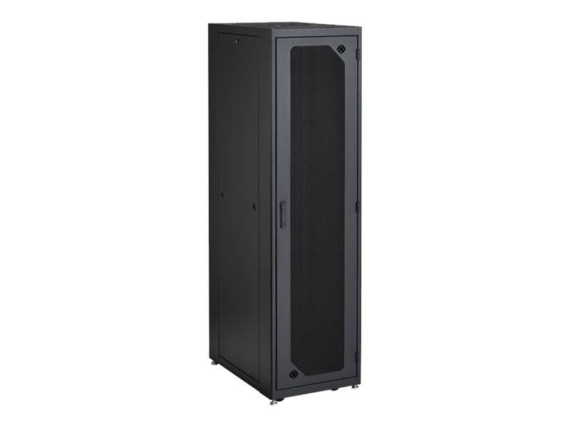 Black Box Elite Server Cabinet M6 Rails, 42U, EC42U3042SMDSSNK
