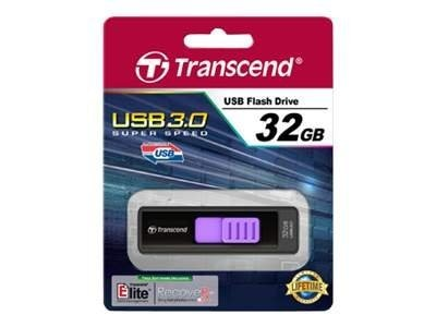 Transcend 32GB JetFlash 760 USB 3.0 Flash Drive