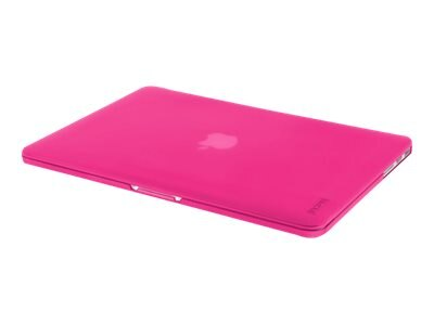 Incipio Feather Ultra Thin Snap-On Case for Macbook Pro 13 w  Retina Display, Translucent Pink