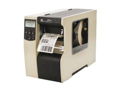 Zebra 110XI4 DT TT 203dpi 16MB 8MB SP US BDH Printer