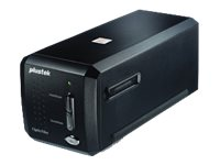 Plustek OpticFilm 8200i SE 35mm Film Scanner, 7200dpi, 48-bit, USB 2.0, SilverFast SE Studio 8