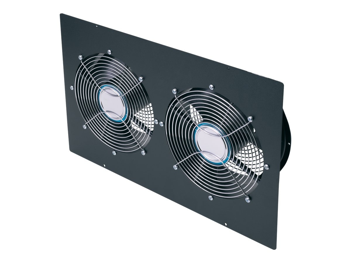 Belkin Enclosure Top-Panel Double 10 Fan, RK5006, 5723881, Rack Cooling Systems