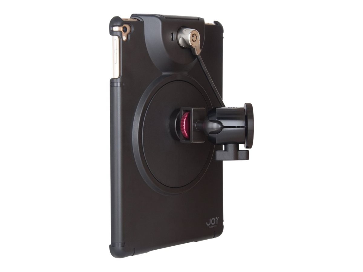 Joy Factory MagConnect On-Wall and Counter Mount w  LockDown for iPad 9.7, Pro 9.7, Air 2 (Cable Lock Included)