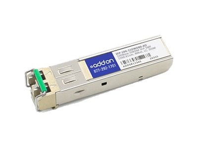 ACP-EP Alcatel-Lucent 10GBase-DWDM 100GHz SFP Transceiver, TAA