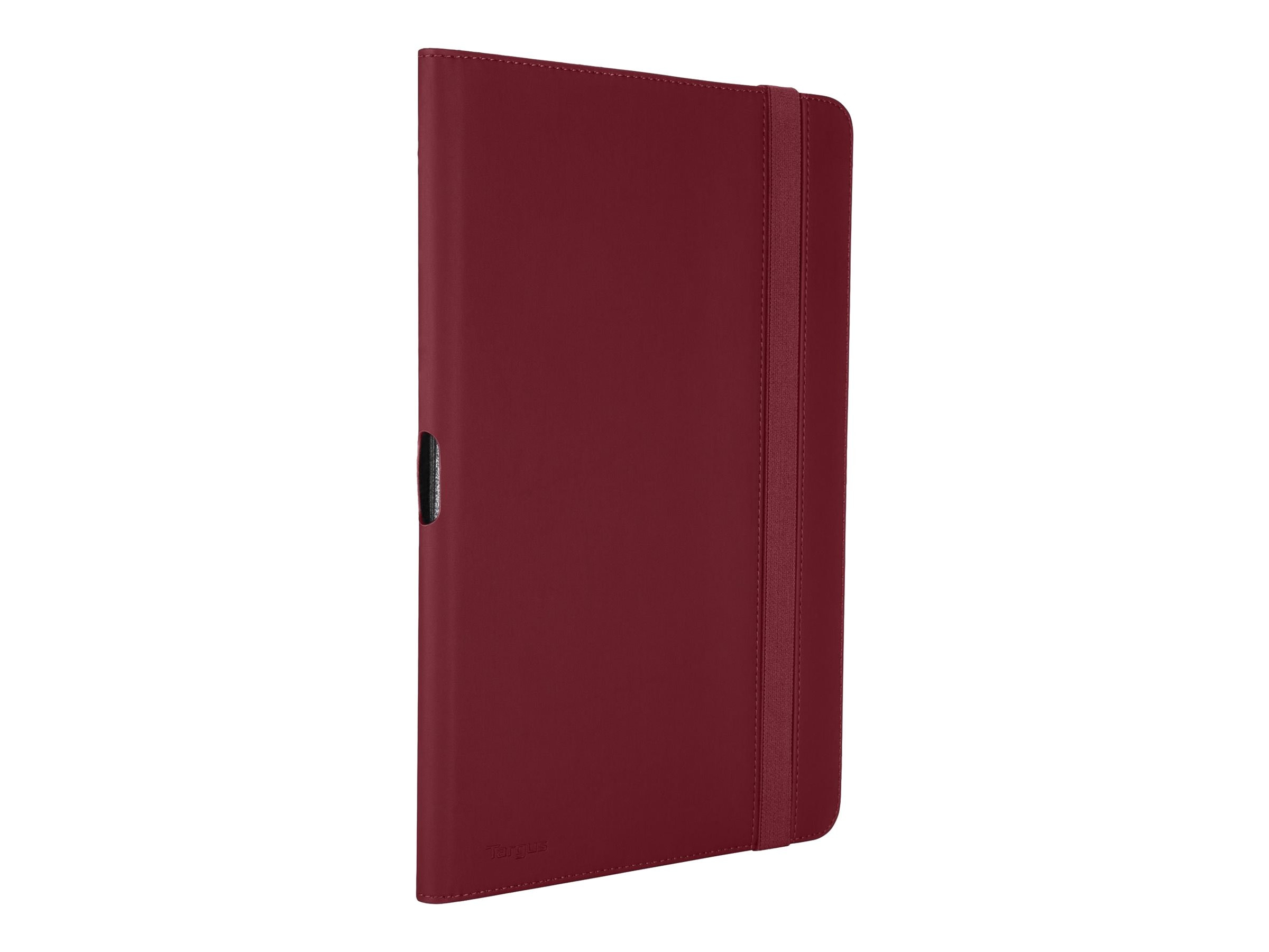Targus Kickstand Case for Samsung Galaxy 10.1 Tablet, Crimson Red
