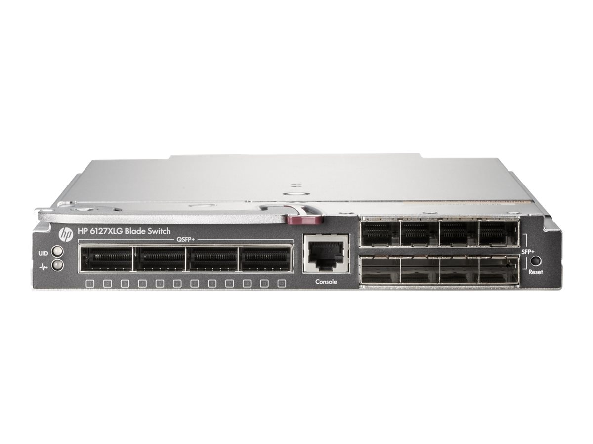 HPE 6127XLG TAA Blade Switch, 787635-B22, 30755498, Network Switches