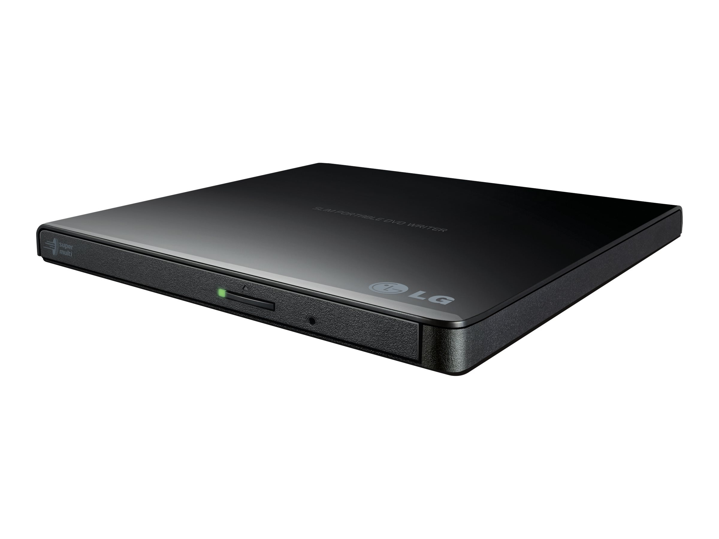 LG 8X Ultra-Slim Portable DVD Burner & Drive w  M-Disc Support, GP65NB60, 17922950, DVD Drives - External