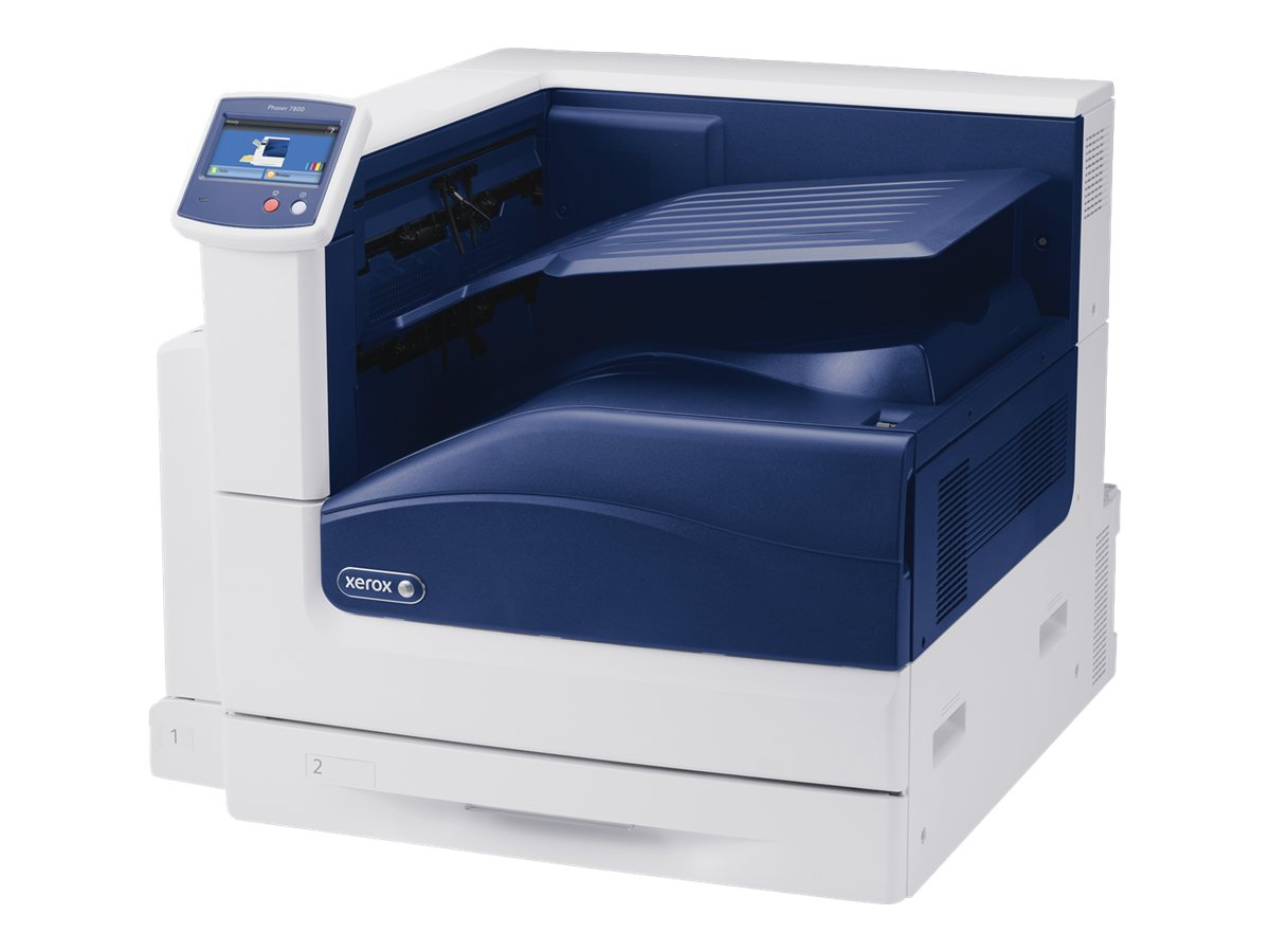 Xerox Phaser 7800 DN Tabloid Color Printer, 7800/DNS, 15615913, Printers - Laser & LED (color)
