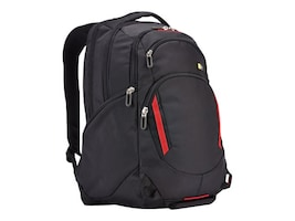 Case Logic Evolution Deluxe Backpack, Black, BPED-115BLACK, 17488903, Carrying Cases - Notebook