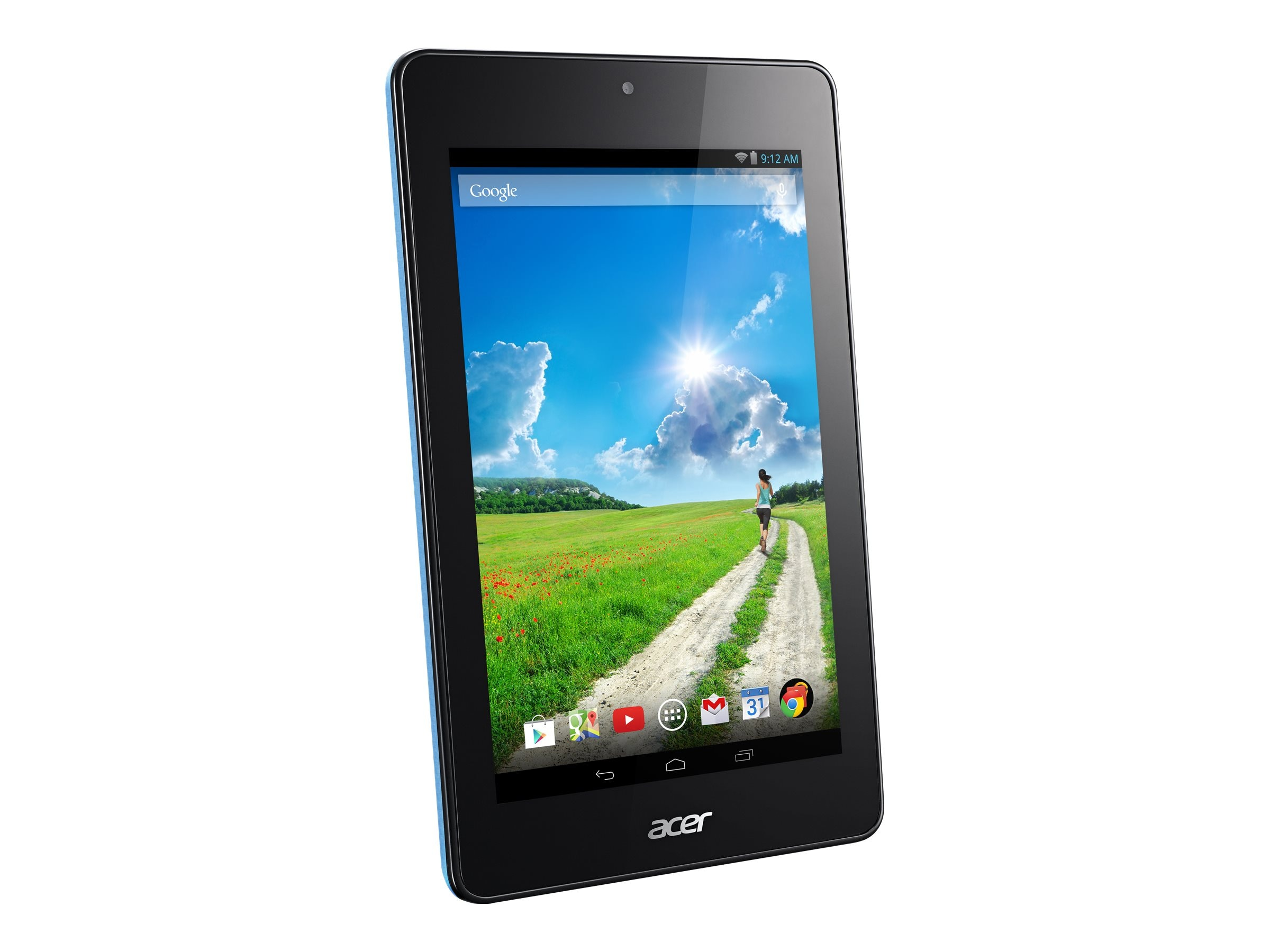 Acer Iconia One B1-730 7 Tablet PC, Light Blue