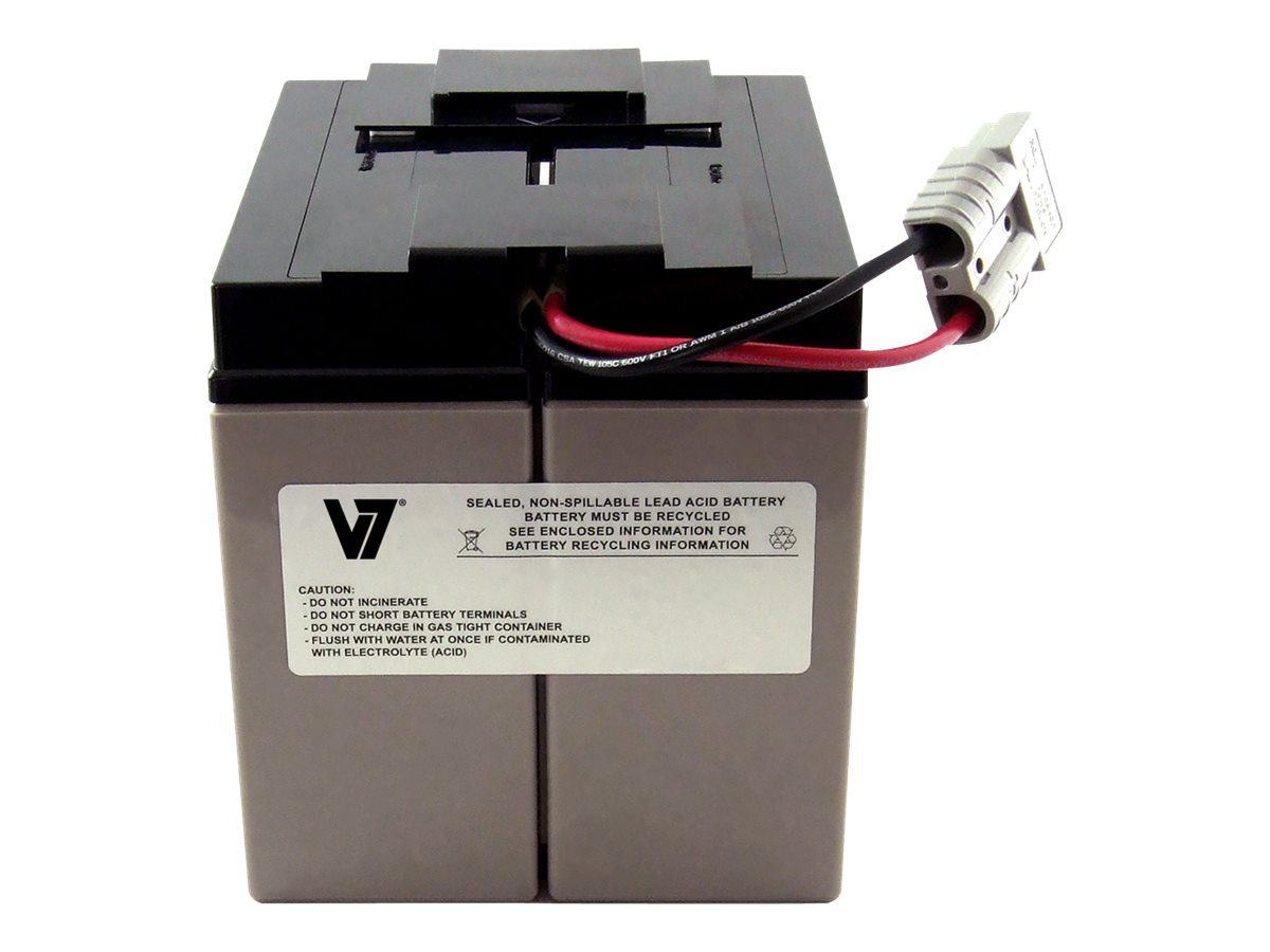 V7 Replacement UPS Battery for APC # RBC7