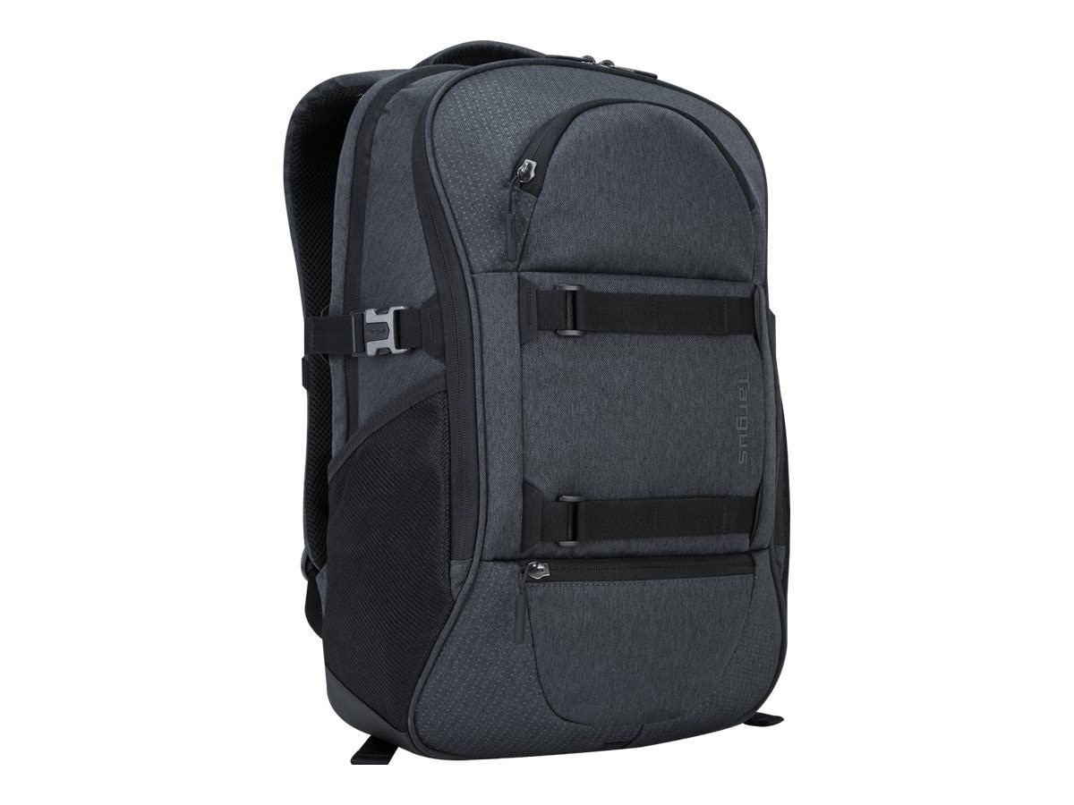 "Targus 15.6"" Urban Explorer Backpack, Charcoal, TSB898US"