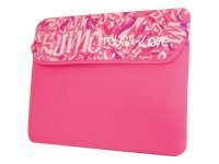 Mobile Edge 8.9 Graffiti Netbook Sleeve, Pink, ME-SUMO7789X, 9740611, Protective & Dust Covers