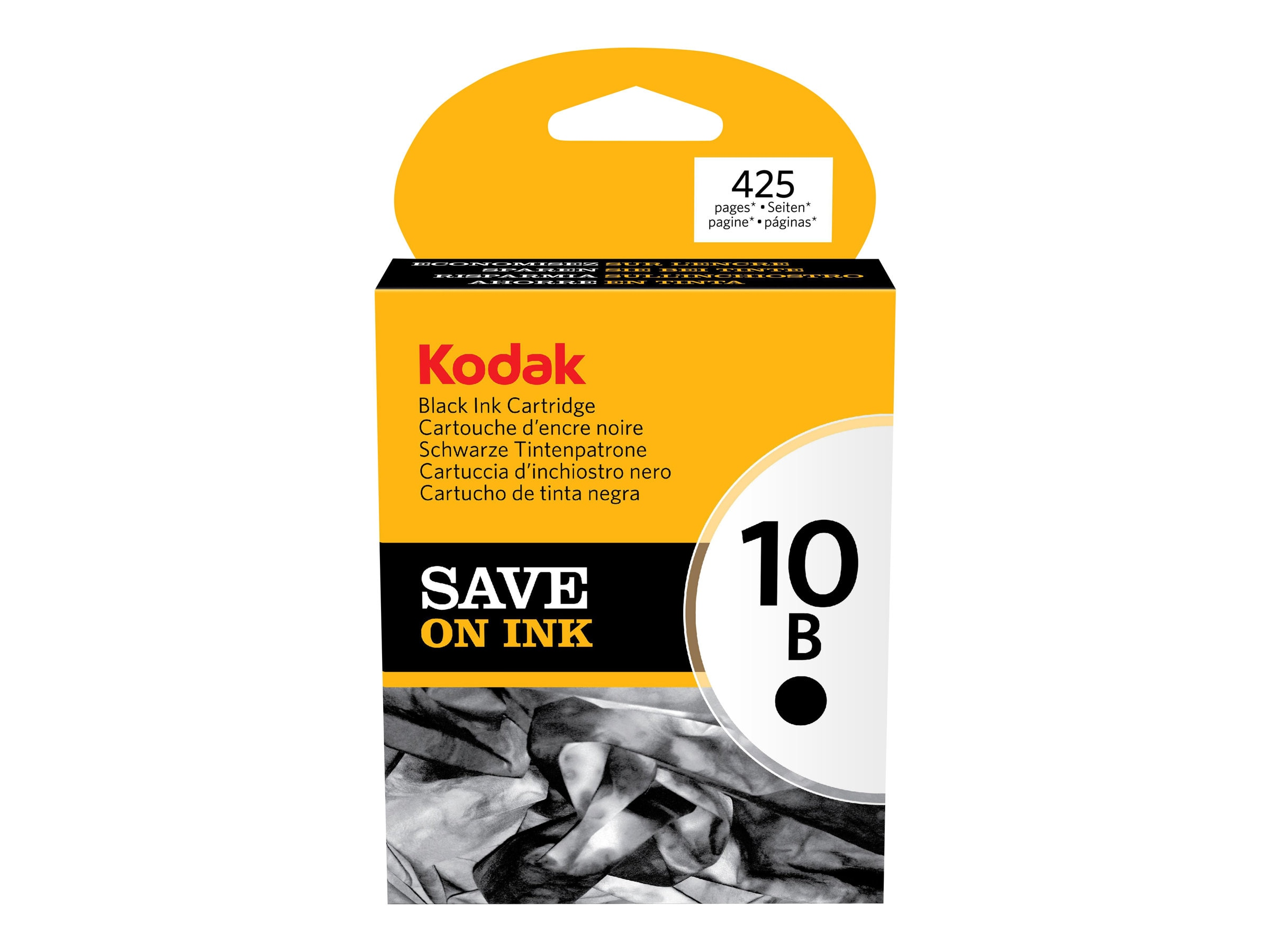 Kodak Black 10B Ink Cartridge, 1163641, 11142872, Ink Cartridges & Ink Refill Kits