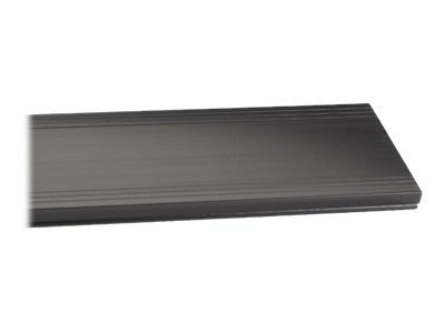 Black Box Raceway Covers, 66 Long x 4 Wide, Black, RMT411A-R2, 11737497, Rack Cable Management