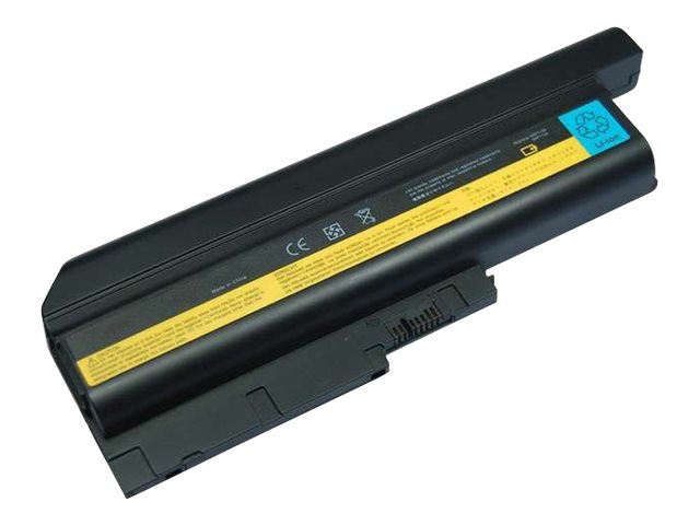 Ereplacements 6 Cell Battery for Lenovo, 92P1137-ER, 18453841, Batteries - Notebook